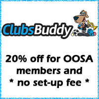 ClubsBuddy 20% off for OOSA members