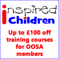 Inspired Children - up to £100 off for OOSA members