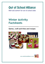 Winter Activity Factsheets