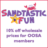 Sandtastic Fun - 10% off for OOSA members